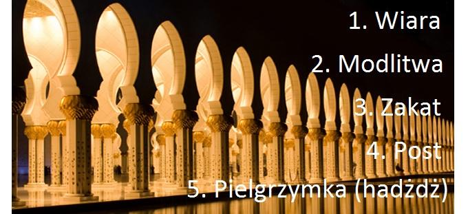 piec-filary-islamu